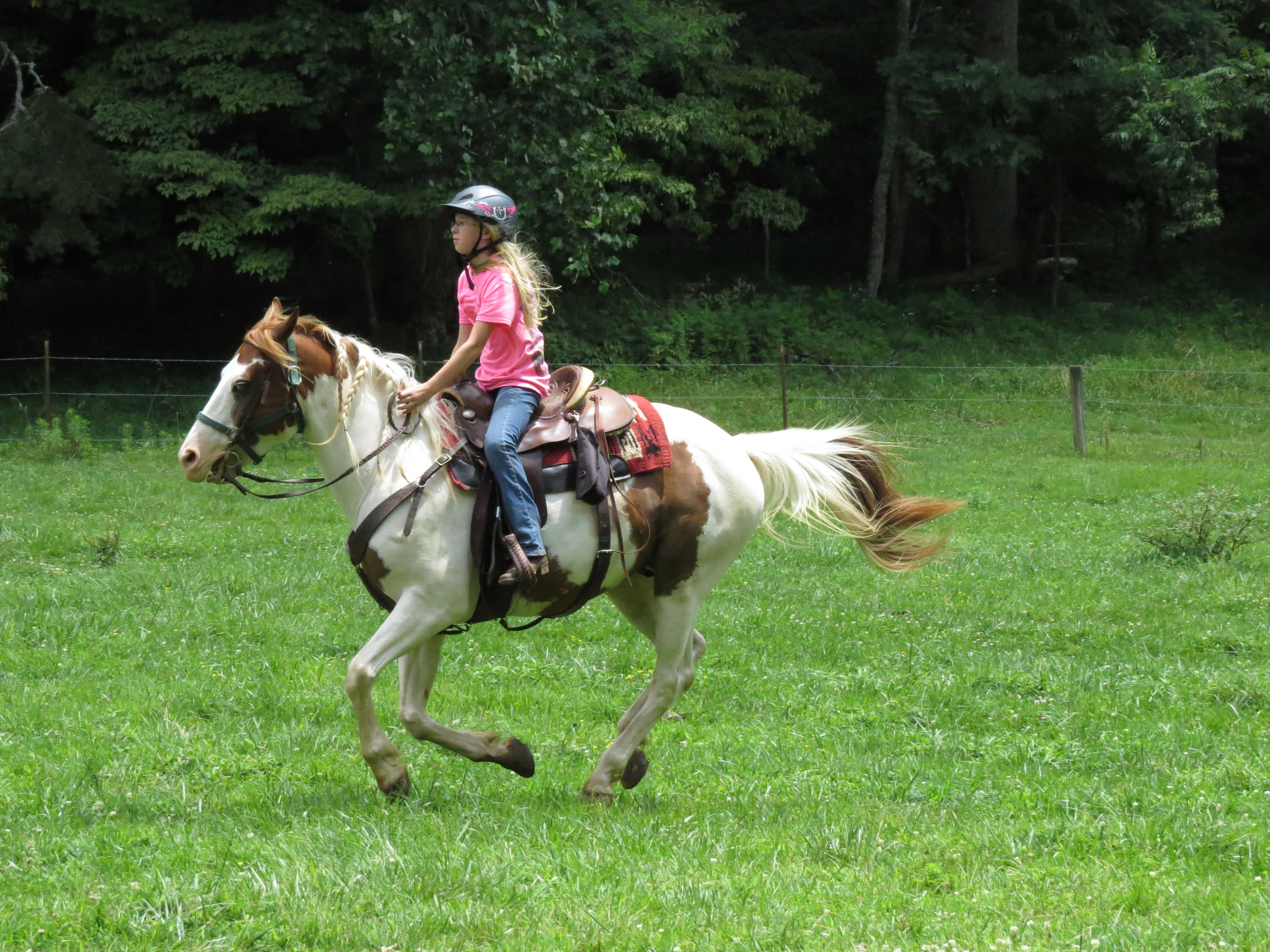 Trail Ride Pictures Trackrock Campground And Stables
